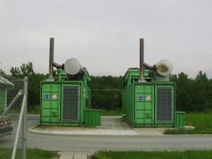"Inbetriebnahme Biogaskraftwerk ""Lijubliana"" Slowenien 1978"